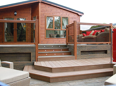 AB Sundecks Holiday Home